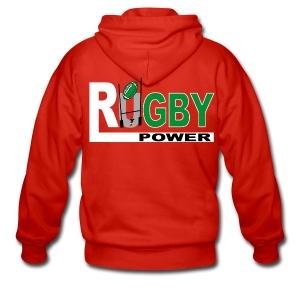 Rugby basque sport - Veste à capuche Premium Homme