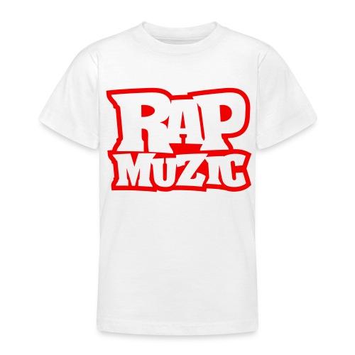 Rap Muzic T-Shirt für Männer - Teenager T-Shirt
