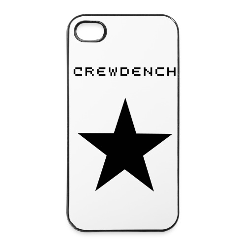 CrewDench - iPhone 4/4S Case - iPhone 4/4s Hard Case