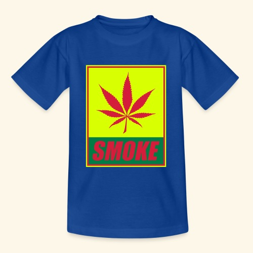 Smoke - T-shirt Enfant