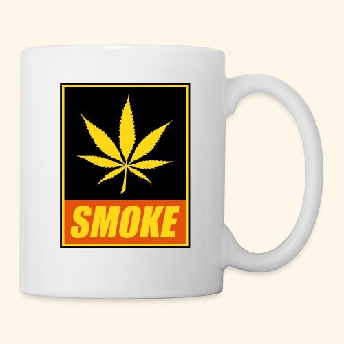 Smoke - Mug blanc