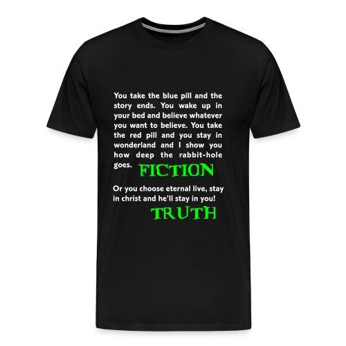 Matrixx - Männer Premium T-Shirt