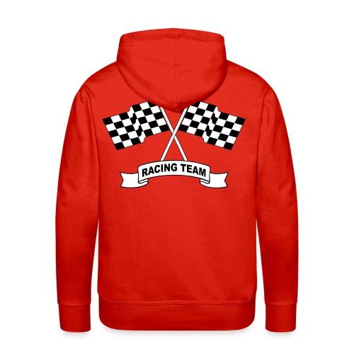 Racing flags team - Men's Premium Hoodie