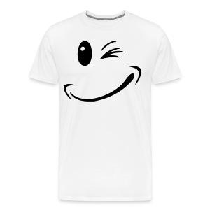 The Wink - Men's Premium T-Shirt