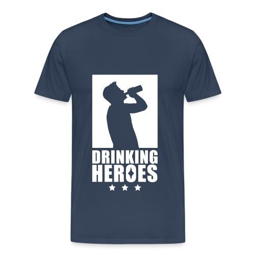 Drinkman T-Shirt Traps - Maglietta Premium da uomo