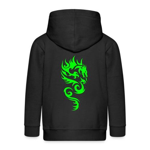 Dragon - Kinder Premium Kapuzenjacke