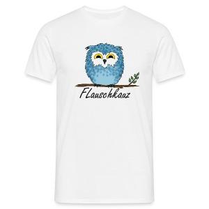Flauschkauz - Männer T-Shirt