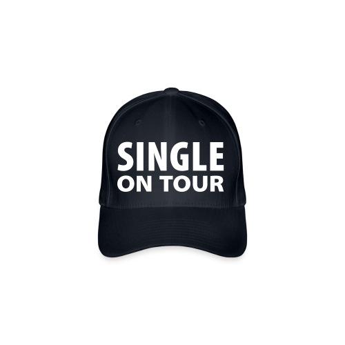 Single_cap - Cappello con visiera Flexfit