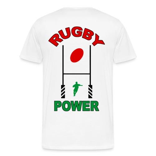 Rugby basque sport - T-shirt Premium Homme