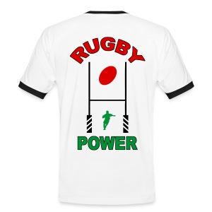 Rugby basque sport - T-shirt contraste Homme
