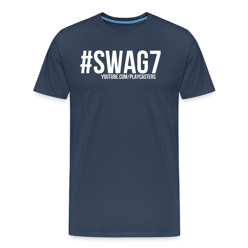 #SWAG7 - Men's Premium T-Shirt