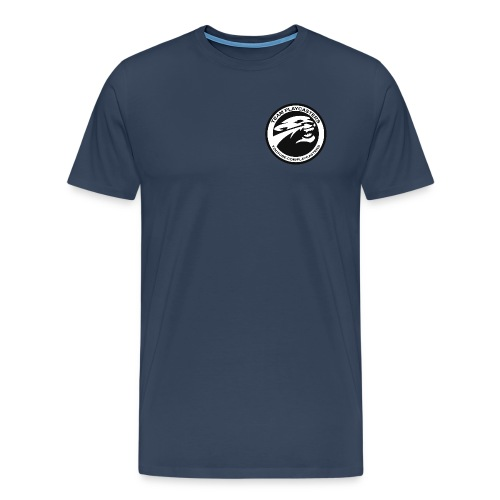 BASIC SMALL LOGO - Men's Premium T-Shirt