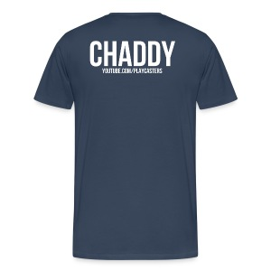 CHADDY PLAYER - Men's Premium T-Shirt