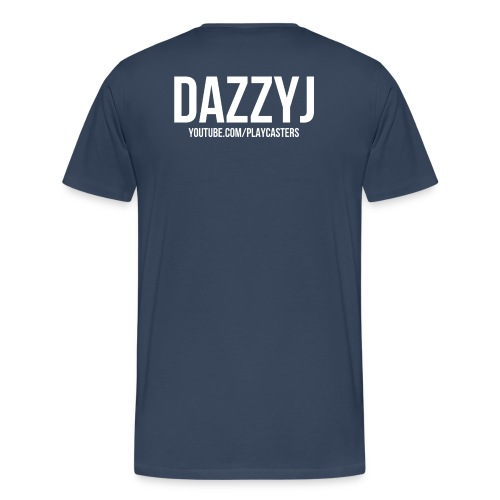 DAZZYJ PLAYER - Men's Premium T-Shirt