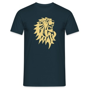 lion t-shirt - Men's T-Shirt