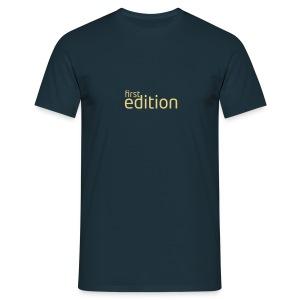 first edition - Männer T-Shirt