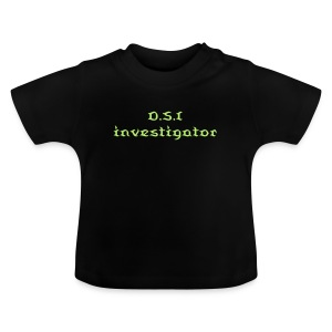 my ical  investigator - Baby T-Shirt