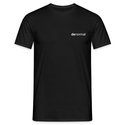 Denormal tee - Men's T-Shirt