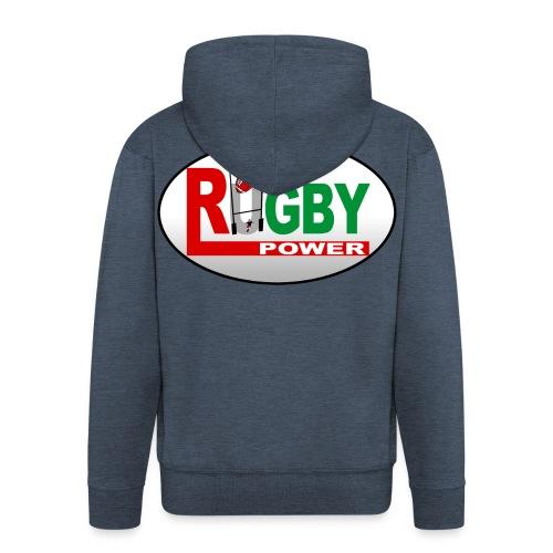 Rugby basque power - Veste à capuche Premium Homme
