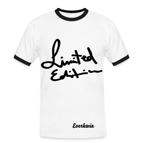 TeeShirt - Limited Edition - T-shirt contrasté Homme