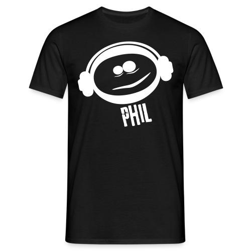 Phil Fan-Shirt S/W - Männer T-Shirt