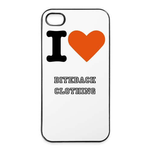 I  - iPhone 4/4s Hard Case