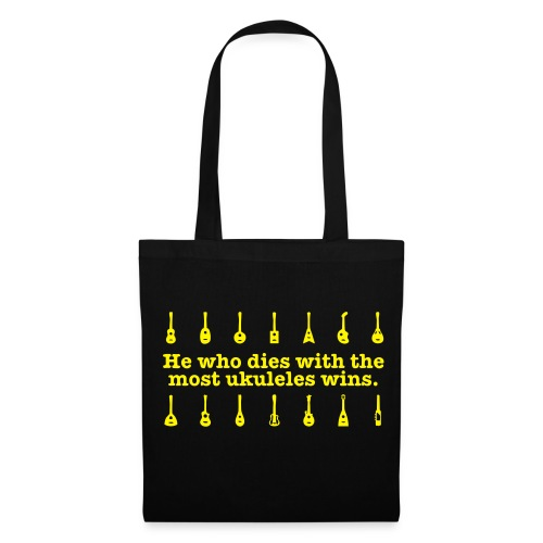Ukulele Music bag - Tote Bag