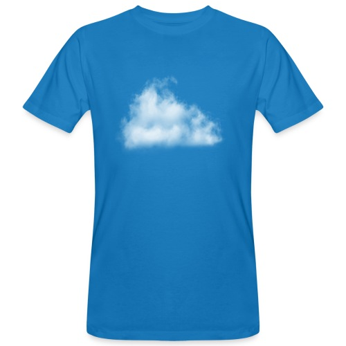 Cloudy blue - Men's Organic T-Shirt