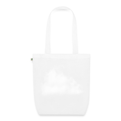 Cloudy blue bag - EarthPositive Tote Bag