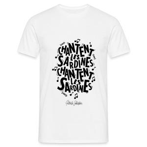 Les Sardines - T-shirt Homme