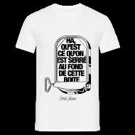 Tee shirts ~ Tee shirt Homme ~ Les Sardines