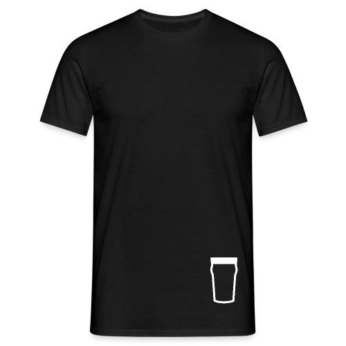 Licensed! (Back Print) - Men's T-Shirt