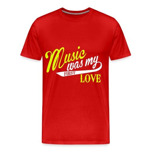 First Music Piopy - Men's Premium T-Shirt