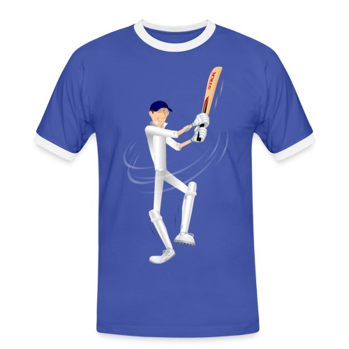 Cricket Ringer - Men's Ringer Shirt