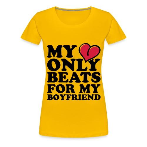 My for Beats Piopy - Women's Premium T-Shirt