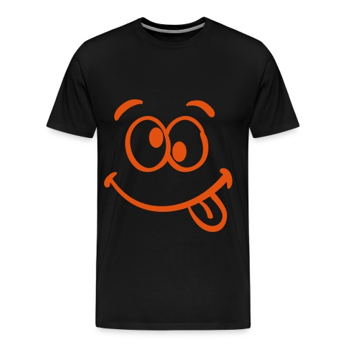 Tee - Crazy - Männer Premium T-Shirt