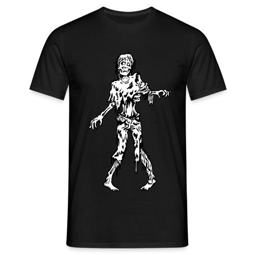 Stupid Zombie - Männer T-Shirt