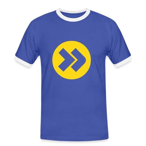 forward - Mannen contrastshirt