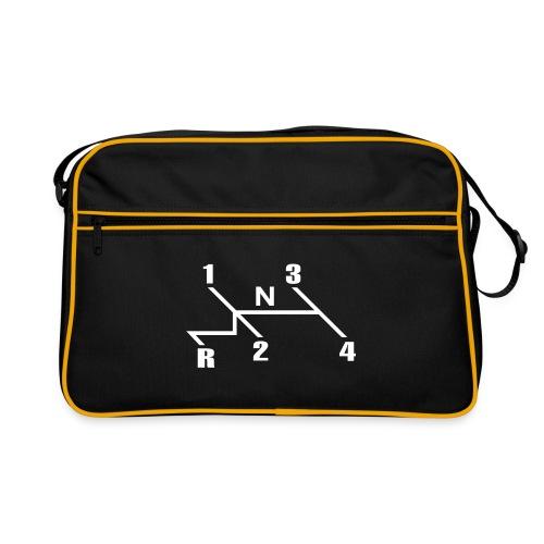 Retrotasche Schaltschema - Retro Tasche