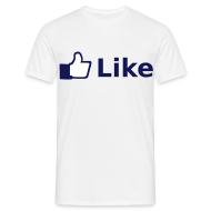 T-shirts ~ Mannen T-shirt ~ Like