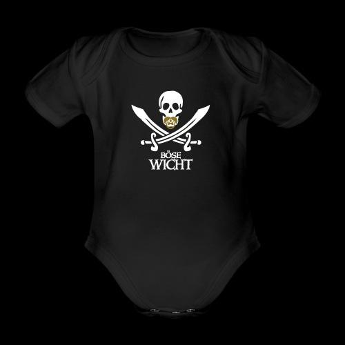 ~ Bösewicht ~ - Baby Bio-Kurzarm-Body