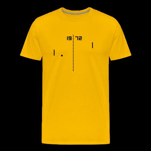 pingPong - Men's Premium T-Shirt