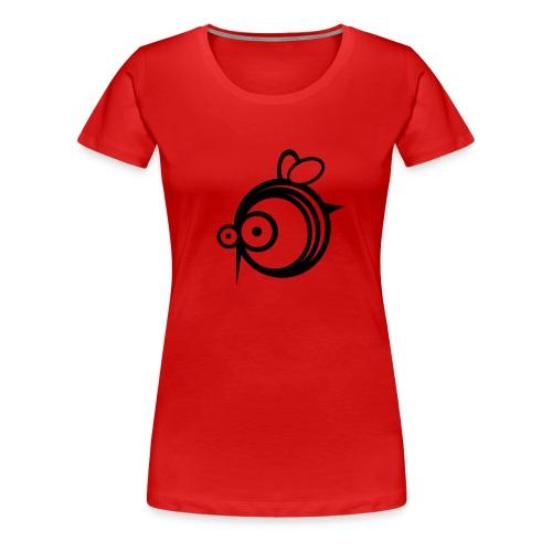 Bienchen - Frauen Premium T-Shirt