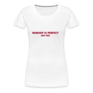 perfect t-shirt - Premium T-skjorte for kvinner