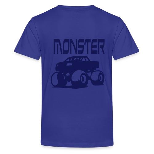 T-shirt Monster - Teenager Premium T-shirt