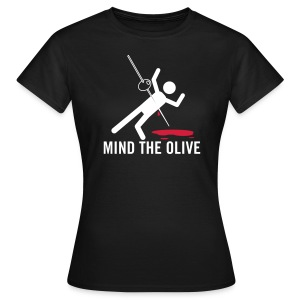 Mind the Olive - Girl - Maglietta da donna