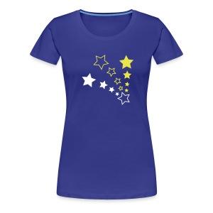 STAR TEE - Women's Premium T-Shirt