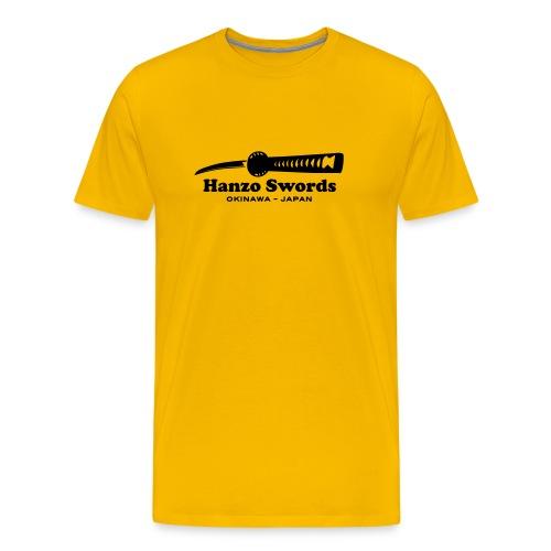 Hanzo Swords - Maglietta Premium da uomo