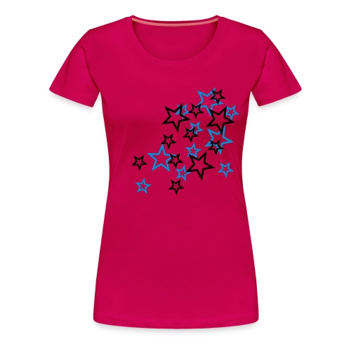 Starry shirt - Women's Premium T-Shirt