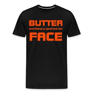 BF orange - Männer Premium T-Shirt